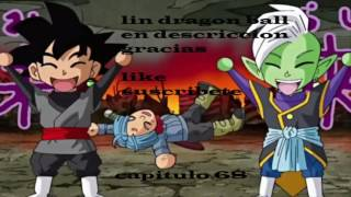 dragon ball super capitulo 68 españoL