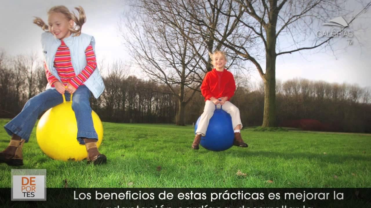 Juegos al aire libre el deporte de los ni os youtube for Peces para estanques al aire libre
