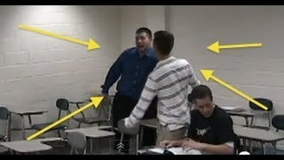Worldstar Fight : Student Fights Teacher 2013
