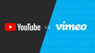 Youtube vs. Vimeo - For Business