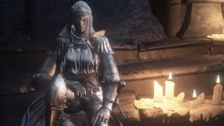 Dark Souls III - Sirris Of The Sunless Realms + Sunless Set + Sunless Talisman - FULL QUESTLINE 100%