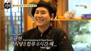 [INDO SUB] Kang's Kitchen 2 Teaser with Kyuhyun