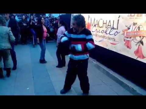 """el mejor bailarin """"caminando y me ando"""" éxito 2016_los lumaquinos alegres"""
