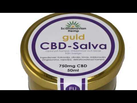 CBD-salva guld