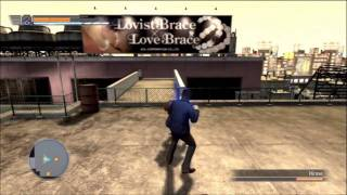 Yakuza 4 Demo: Walkthrough [HD] (PS3)