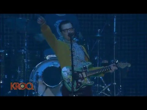 Weezer - Say It Ain't So (Live at KROQ Almost Acoustic Xmas 2015)