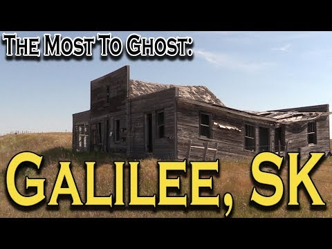 The Most To Ghost: Galilee, A Town Long Gone