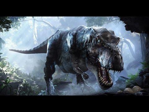 | The Isle | Очередная Early Access игра про динозавров (Обзор)