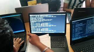 Linux Training and Internship at ethical hacking tuition center Jaipur