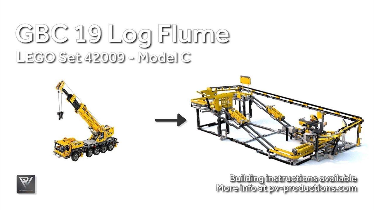 Mobile crane mk ii 42009 lego technic building instructions.