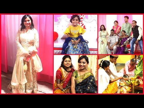 Brother Marriage Reception Ceremony Vlog   Rituals After Marriage   Marathi Wedding Reception
