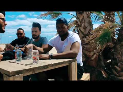 Algerino - amare ft tiw tiw ( clip ofisiel)