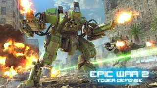 Epic War Tower Defence 2 Android Gameplay