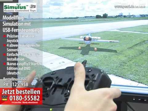 modellflugzeug simulator