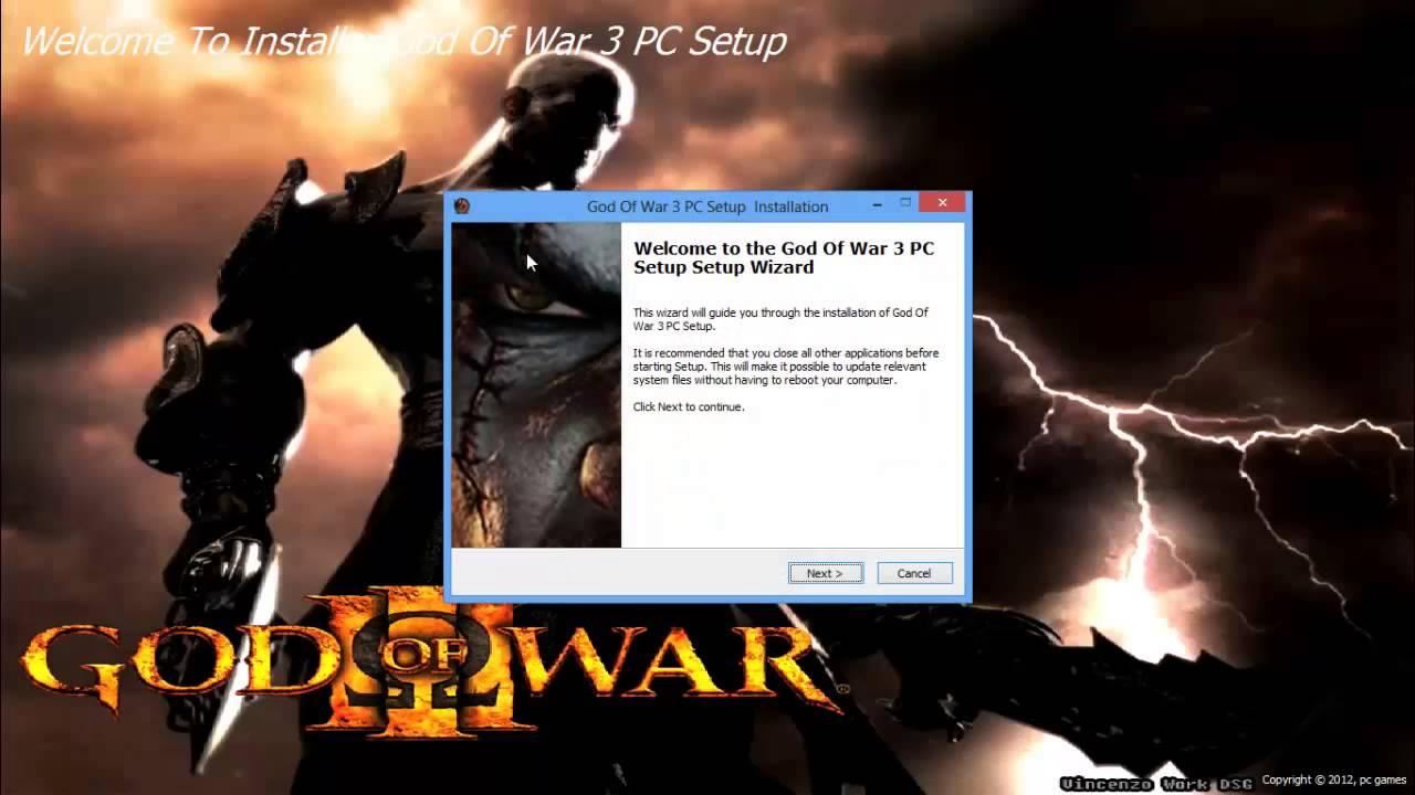 God of war 3 на пк скачать