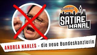 Florian Schroeder trifft Andrea Nahles – Die neue Bundeskanzlerin