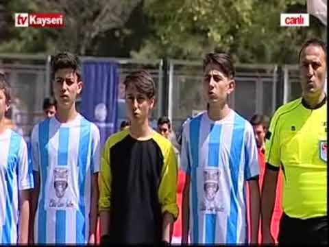 Kocasinan Bld.Ortaokullar Arası Futbol Turnuvası Finali 18.04.2018