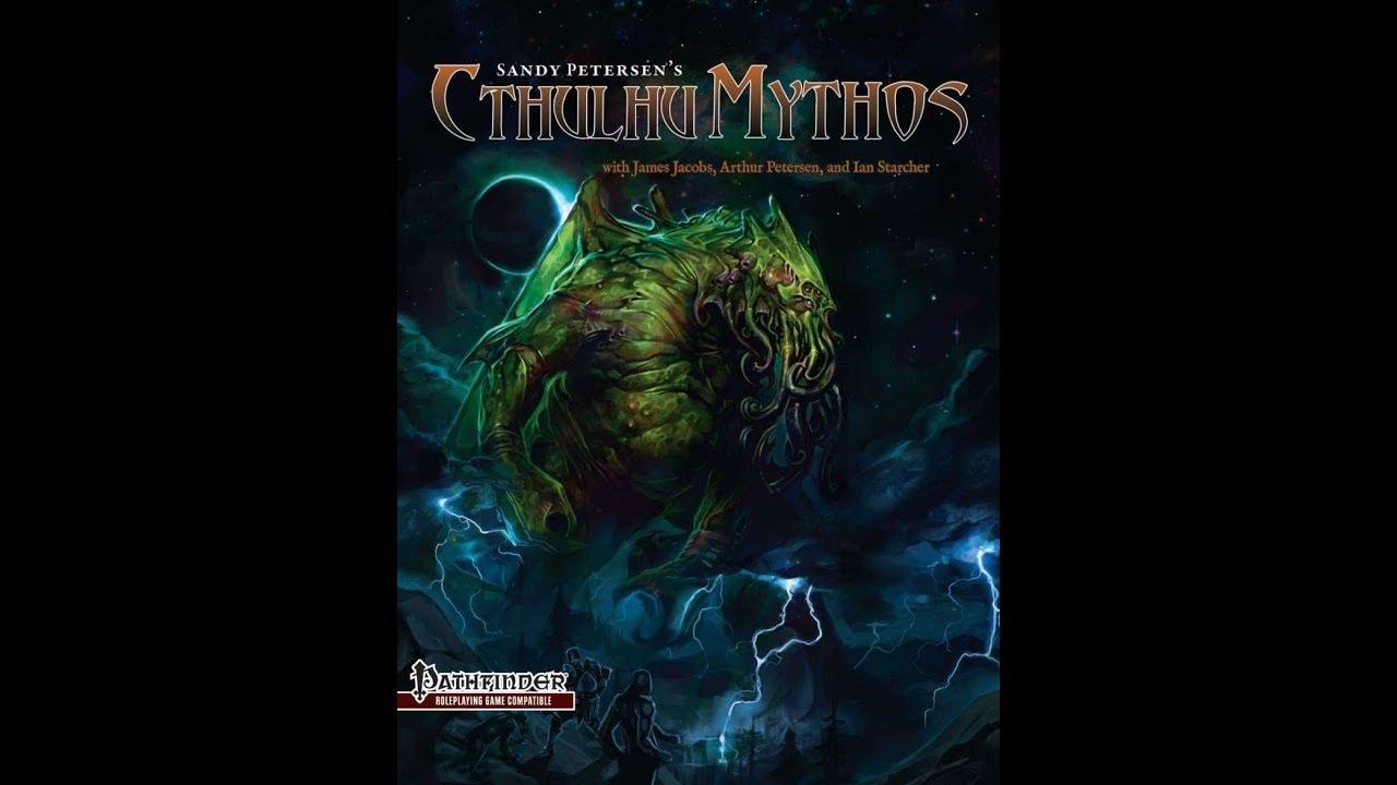 Cthulhu Mythos Roleplaying   Petersen Games
