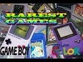 Top 15 Rarest GameBoy Games | Most Expensive GB/GBC Games