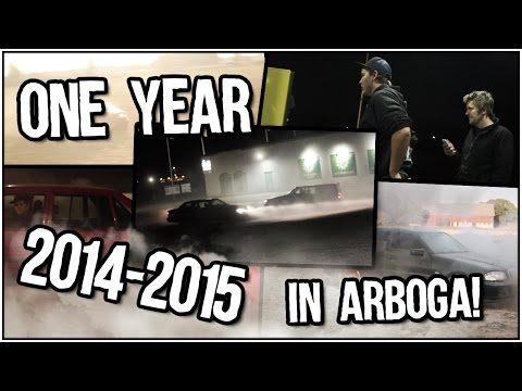 ONE YEAR IN ARBOGA!