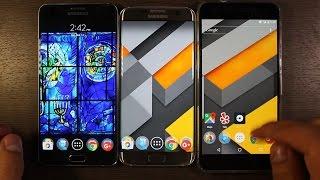 Nova Launcher on Galaxy S7 Edge