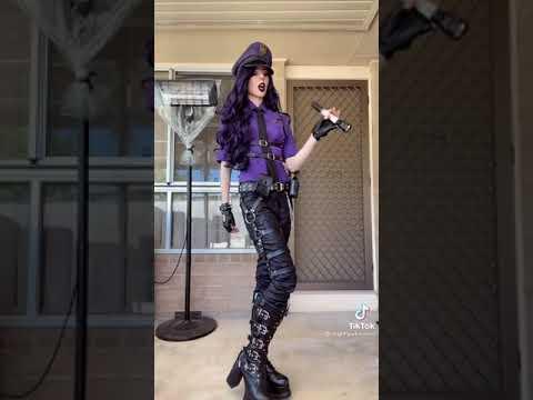 cosplay William girl