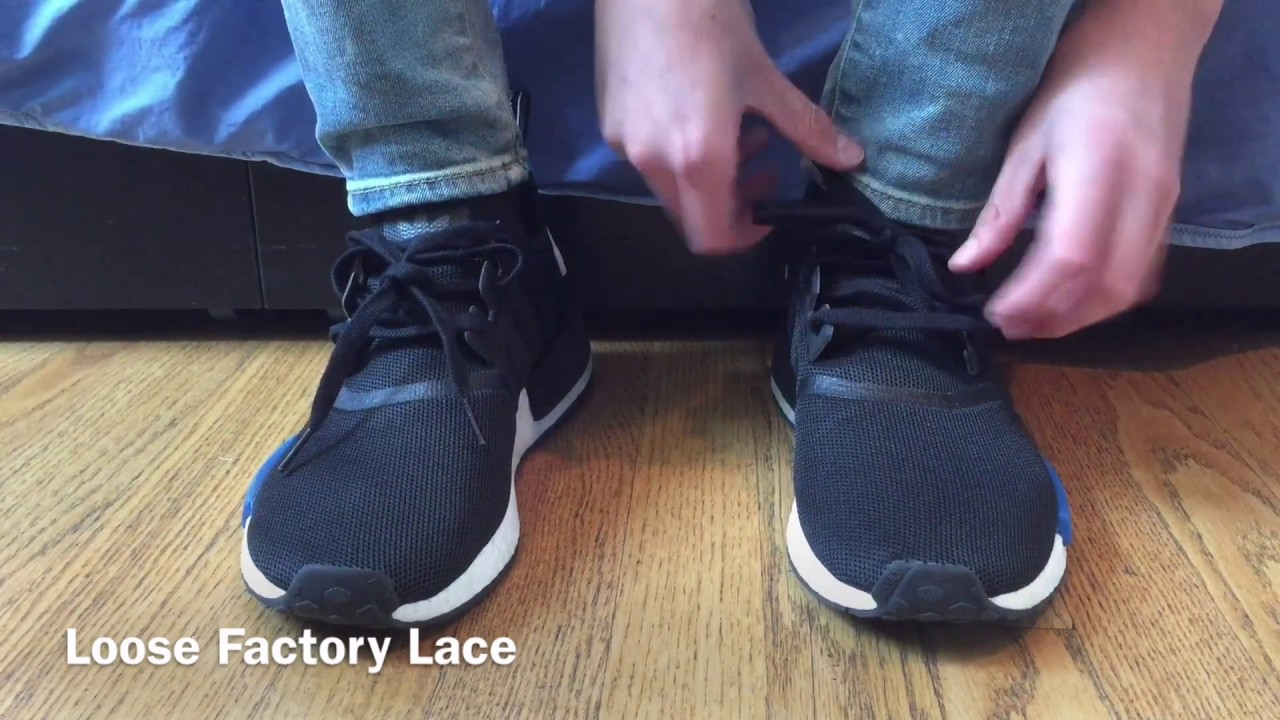 7c91d6d059c6a HOW TO LACE NMD TUTORIAL - YouTube