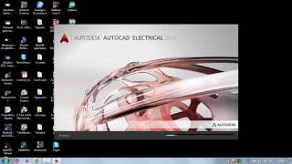 AutoCAD Electrical ,знакомство с программой №1