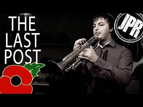 Remembrance Sunday Trumpet