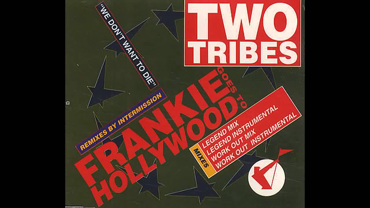 Frankie Goes To Hollywood - Two Tribes Lyrics - YouTube