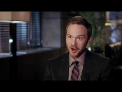Conviction ABC 'Shawn Ashmore' Interview HD