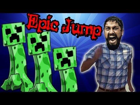 видео: Беги Фрост Беги - Epic Jump Map - №1