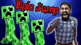 Беги Фрост Беги - Epic Jump Map - №1