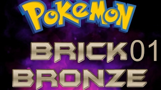 Let's Play Roblox Pokemon Brick Bronze in English: The beginning of our journey 01