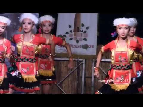 Ortezzano Folk with the Fei-Yang Folk Dance Group Tainan (Taiwan) (manortiz)