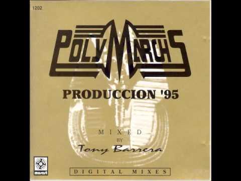 POLYMARCHS - Produccion '95 - CD completo