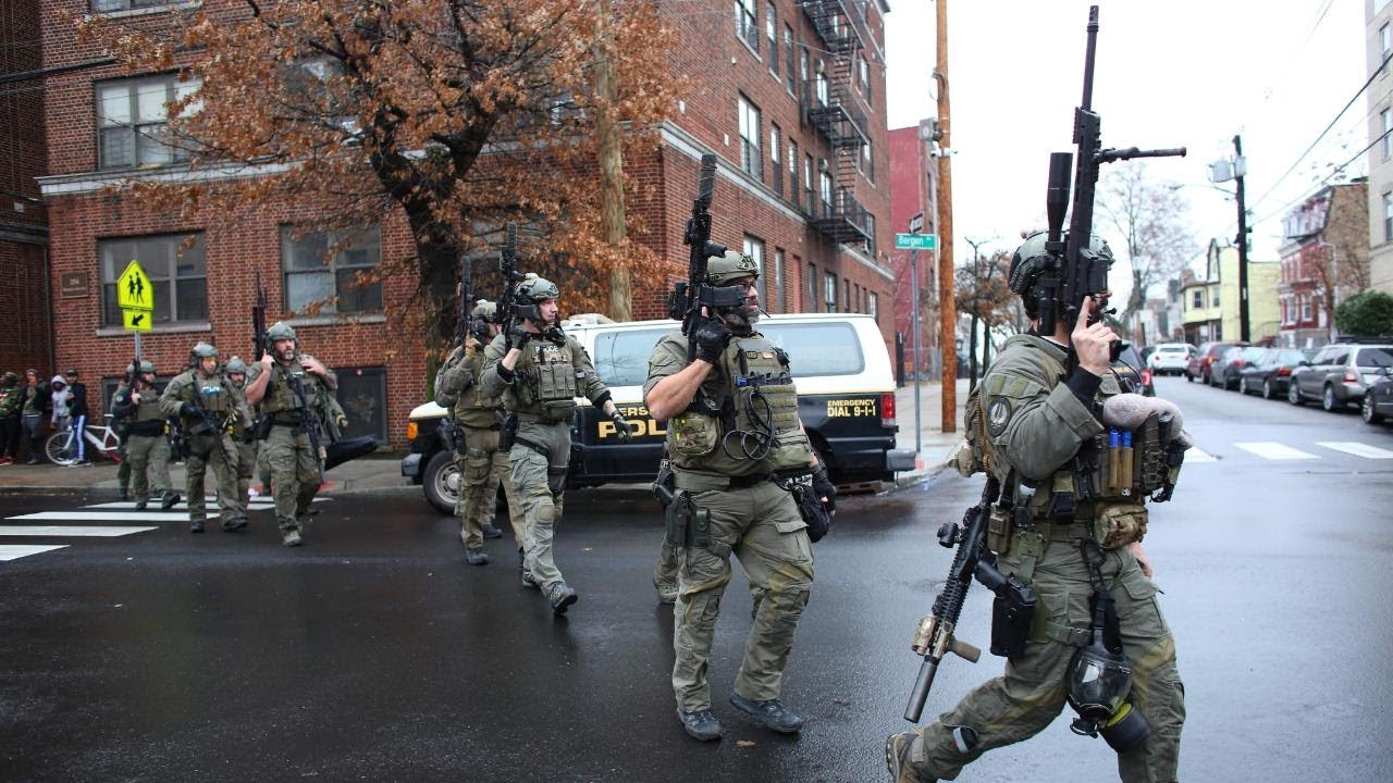 Schießerei New York