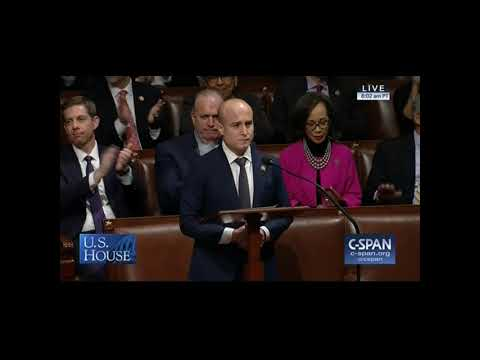 Congressman Max Rose on Passage of H.R. 1, Sweeping Anti-Corruption Legislation