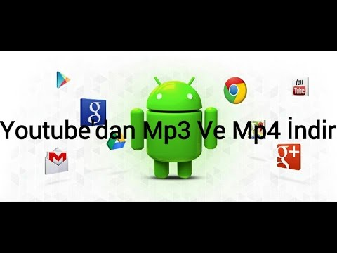 En İyi Youtube'dan Video Ve Mp3 İndirme | Android Uygulaması | +Apk