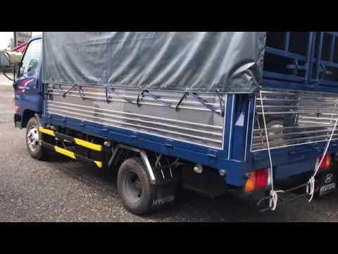 xe tải hyundai n250 | xe tải hyundai 2t2 thùng nhỏ gọn 3m6 | ô tô phước tiến - YouTube
