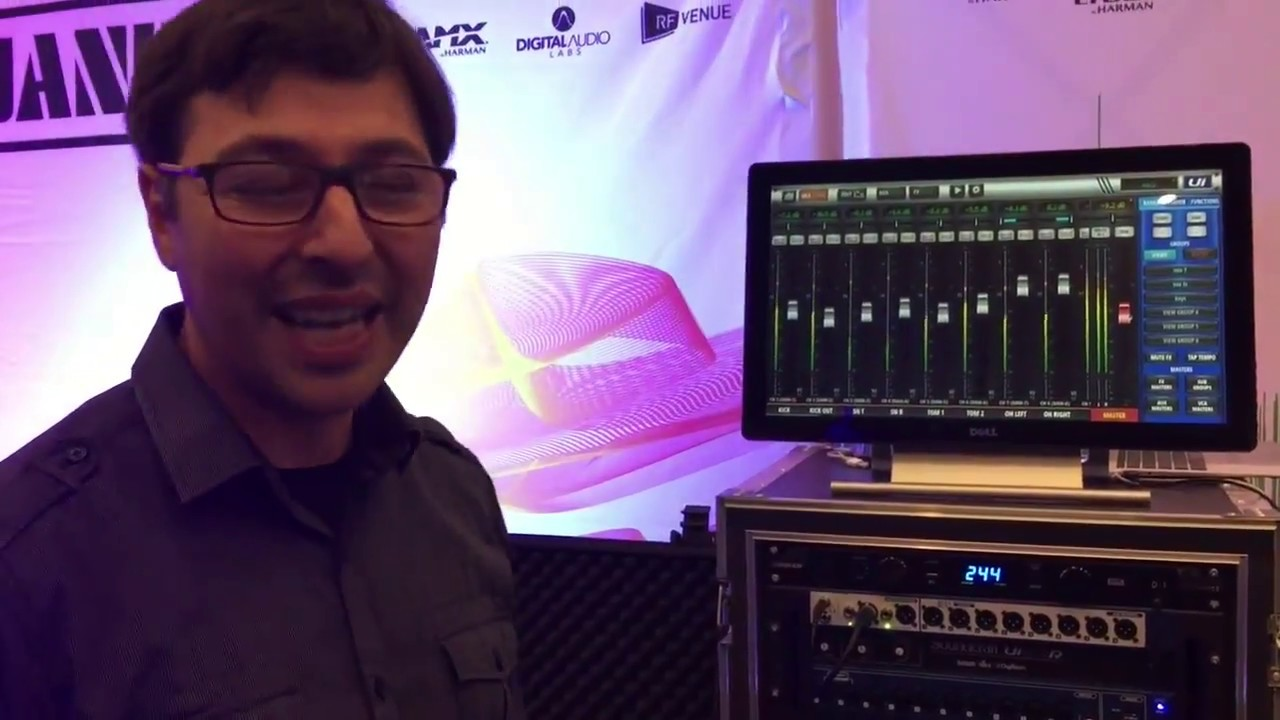 Soundcraft Ui24R — the most recent and detailed overview