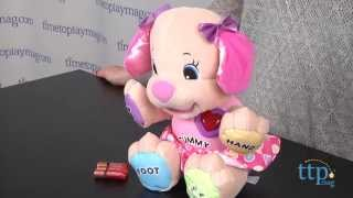 Laugh & Learn Love to Play Sis from Fisher-Price