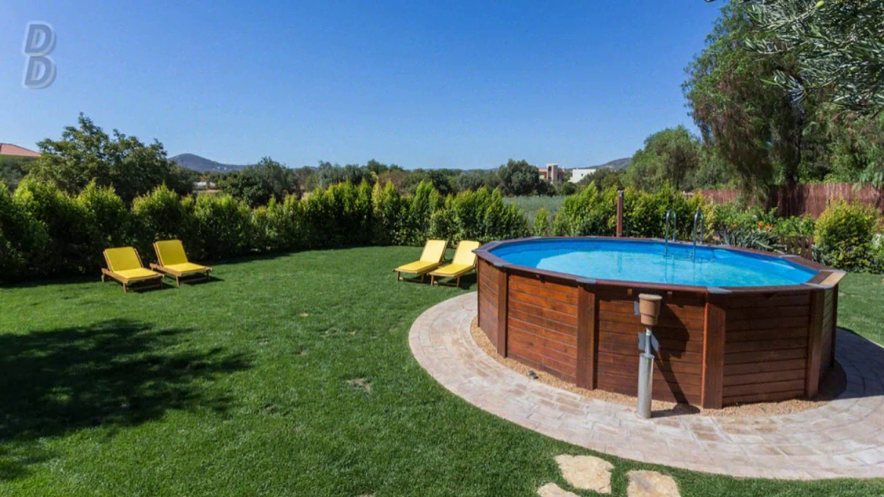 Buying the best above ground pool youtube for Best in ground pool