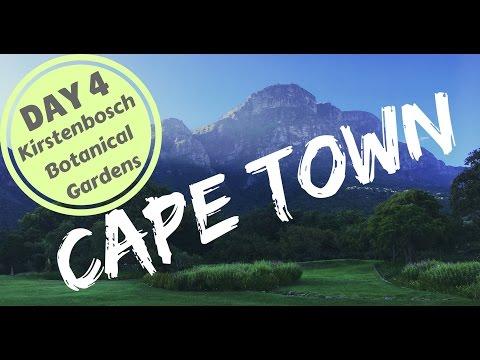 Cape Town 2017 -  Kirstenbosch Botanical Gardens
