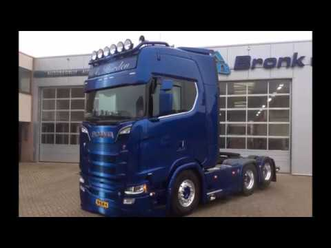 2018 scania tuning special edition s 730 v8 power next. Black Bedroom Furniture Sets. Home Design Ideas