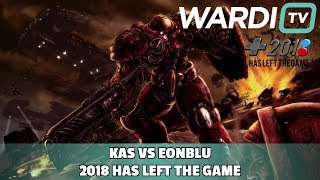 Kas vs eonblu (TvZ) - 2018 Has Left the Game Groups