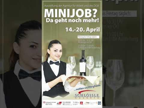 SG Ausstellung Minijob