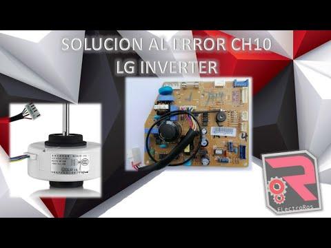Download ERROR CH10 LG INVERTER