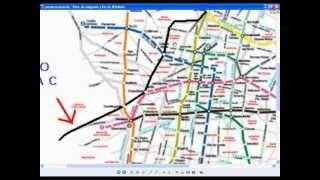 ¿La Linea 13 del Metro del DF?