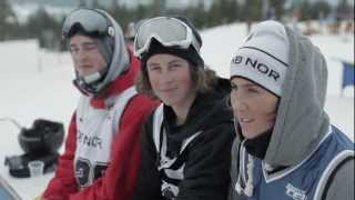 TTR NORWEGIAN SLOPESTYLE CHAMPIONSHIPS - 17 Year Old Silje Norendal wins Womens Open